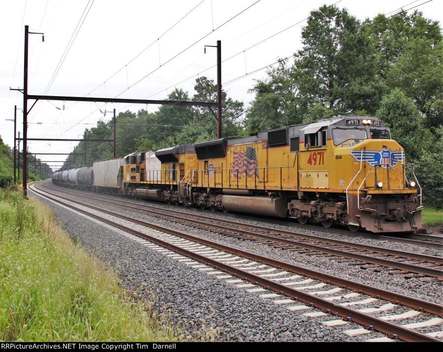 UP 4971 on K610